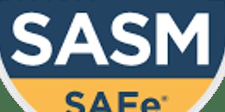 SAFe® Advanced Scrum Master Certification, Salt Lake City, UT tickets