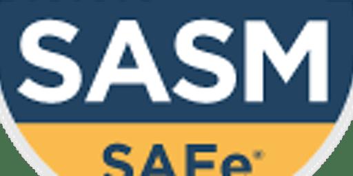 SAFe® Advanced Scrum Master Certification, Salt Lake City, UT