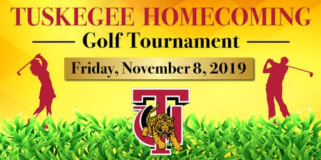 Tuskegee Homecoming Golf Classic 2019 tickets