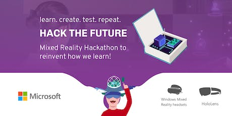 RMIT Hack the Future Mixed Reality Hackathon - powered by Microsoft tickets