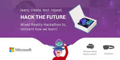RMIT Hack the Future Mixed Reality Hackathon - powered by Microsoft