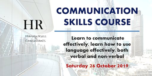 Communication Skills Course