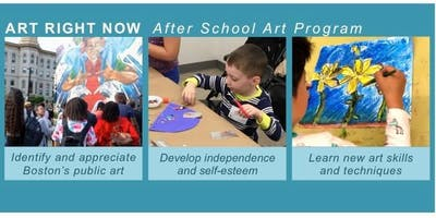 After School K-8 Art Classes