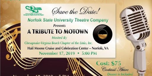 A Tribute to Motown featuring the NSU Theatre Company