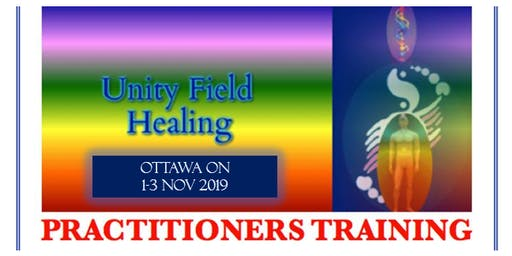 PRACTITIONERS TRAINING Nov 2019