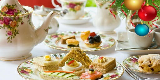 Christmas High Tea Tuesday Dec 17