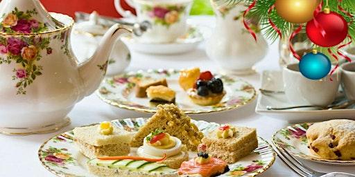 Christmas High Tea Tuesday Dec 17