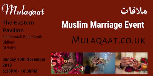 Mulaqaat Muslim Marriage Event