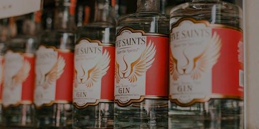 Panel Talk at Five Saints Distilling
