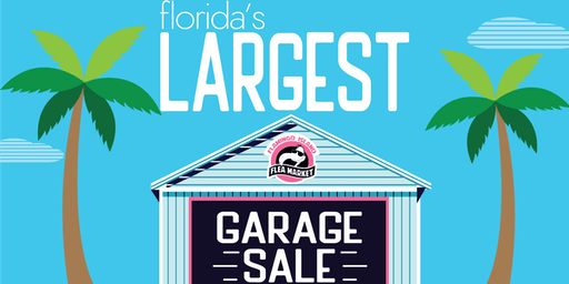Flamingo Island Garage Sale Special