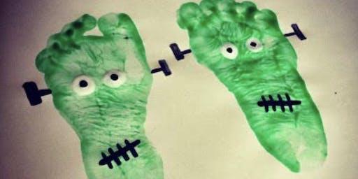 Saturday: Frankenstein Footprints
