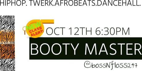 Booty Master with Boss Chick Tru tickets
