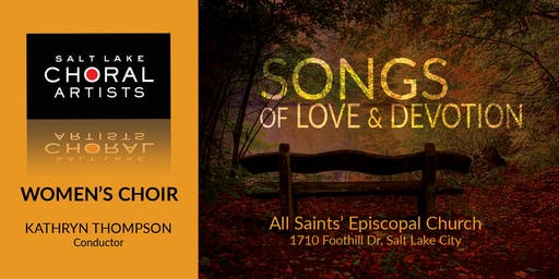 """""""Songs of Love and Devotion"""""""