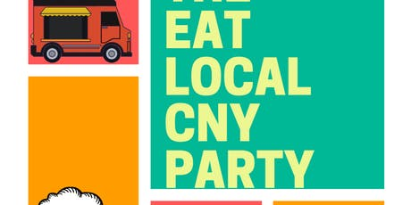 Eat Local CNY Party tickets
