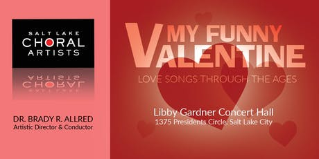 """My Funny Valentine: Love Songs Through the Ages"" tickets"