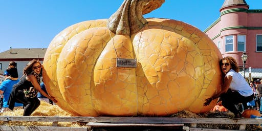 49th Half Moon Bay Art & Pumpkin Festival, Celebrating the Great Gourd