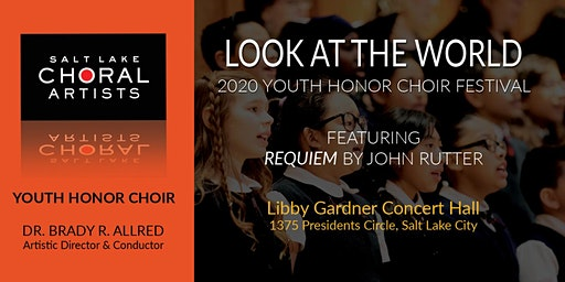 """Look at the World: Youth Honor Choir Festival"""
