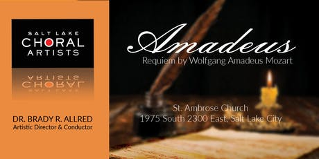 """Amadeus! Requiem by Wolfgang Amadeus Mozart"" tickets"