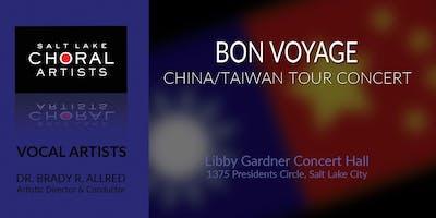 """""""Salt Lake Vocal Artists Bon Voyage Concert"""""""
