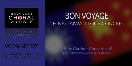 """Salt Lake Vocal Artists Bon Voyage Concert"" tickets"