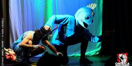 Il Delfino e il pescatore biglietti