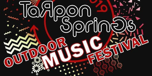 Tarpon Springs Outdoor Music Festival
