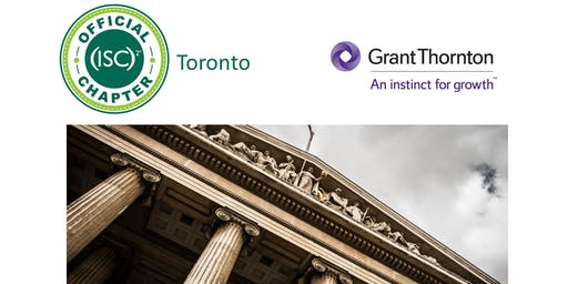 (ISC)2 Toronto Chapter November Meeting: Cyber Crime  / AD Risks