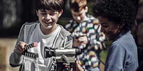 One Day Introduction to Filmmaking (9-16 years) tickets