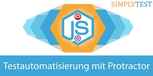 Testautomatisierung mit JS und Protractor in der Praxis - Schulung