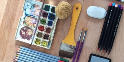 Junior Art Club for age 5-7