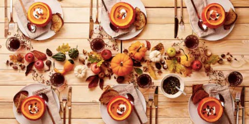 Farm to Table Supper ~ October 20, 2019