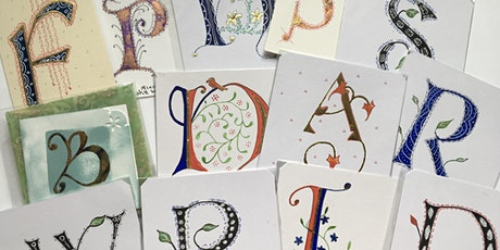 Illuminated Letters Calligraphy Workshop tickets