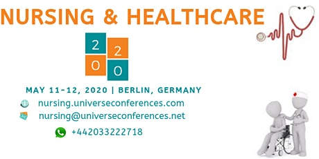 Nursing and Healthcare Utilitarian Conferences tickets