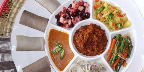 Ethiopian Cooking Class with Hermye tickets