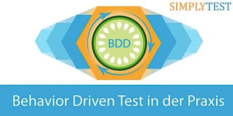 Behavior Driven Development & Test mit Cucumber in der Praxis - Schulung  tickets