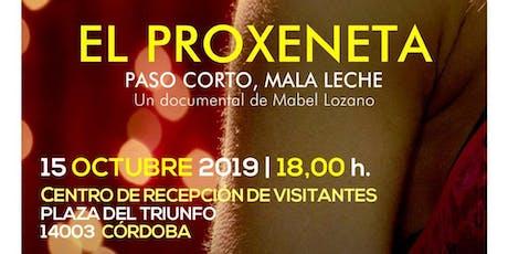 Video Forum El Proxeneta entradas