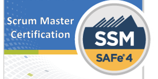 SAFe Scrum Master with SSM Certification