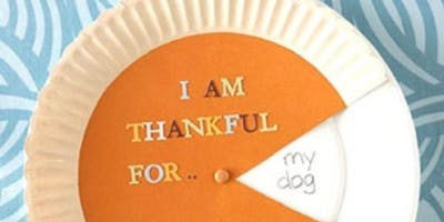 Thankful Pie Plates Craft