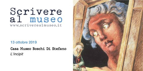 Workshop di scrittura creativa alla Casa Museo Boschi-Di Stefano di Milano biglietti