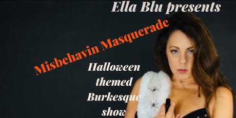 Misbehavin' Masquerade tickets
