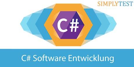 C# Software Entwicklung - Grundlagenkurs billets