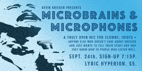 MicroBrains + MicroPhones tickets