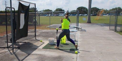Softball Skills Clinic (Hitting)