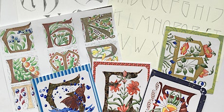 Letters of Art Nouveau Calligraphy Workshop tickets