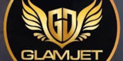 Leverkusen: Einzige Großveranstaltung von GlamJet in Deutschland