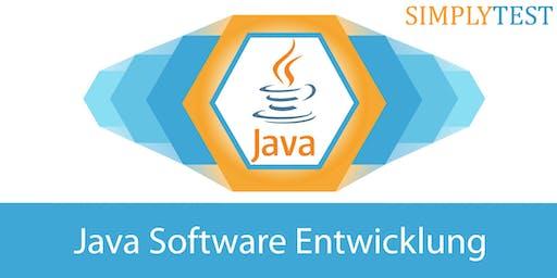Java Software Entwicklung - Grundlagenkurs