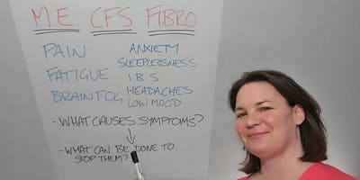 ME, CFS, Fibro, Anxiety Recovery – Introductory Workshop