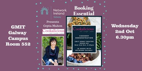 Cooking Demonstration by Cookalicious tickets