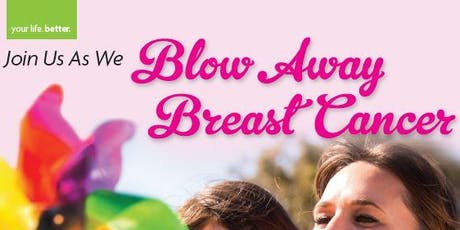 Blow Away Breast Cancer rally for Community and La Porte Hospital Staff tickets