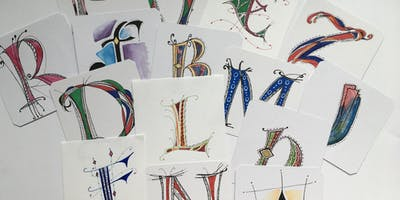 'Free' Lettering Calligraphy Workshop